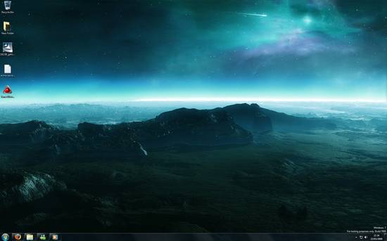 compaq wallpaper desktop. Desktop: HP-Compaq DC5100: